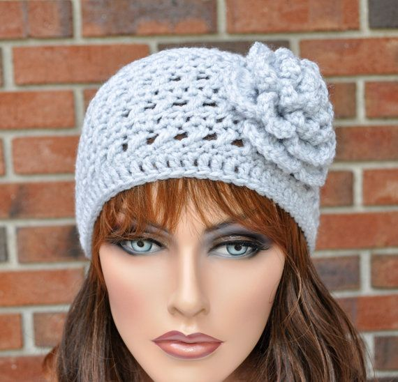 Free Crochet Pattern For A Ear Warmer : Extra wide Crochet Headband Ear Warmer, Womens Crochet ...