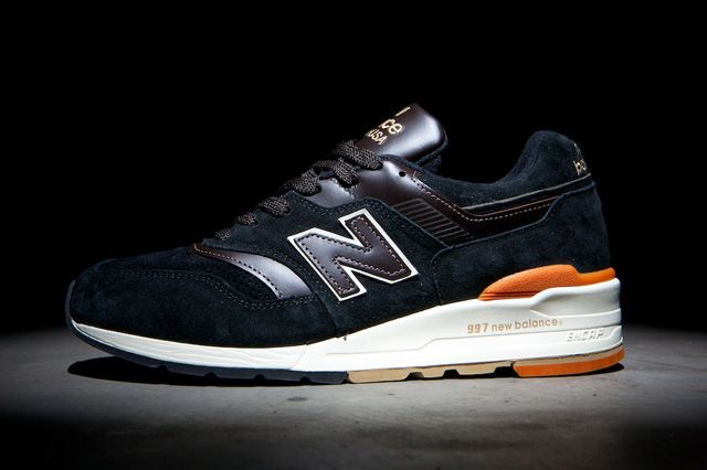 new balance 5 factor 997 sneakers