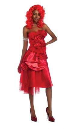 Robe Rouge Rihanna