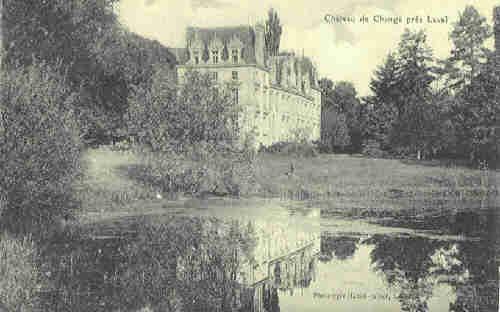Chateau de Changé