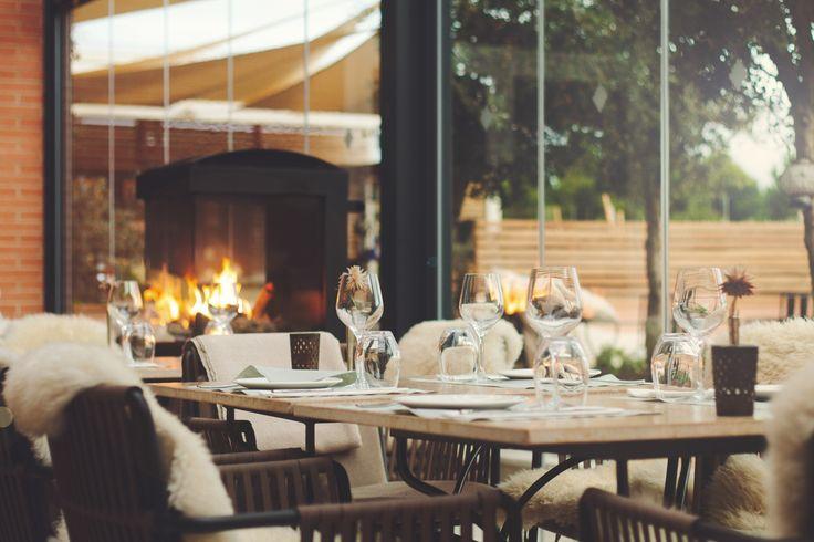 Du Liban (Madrid): alta cocina libanesa al calor de la chimenea