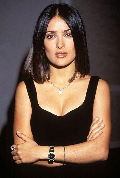 Salma Hayek, 1999