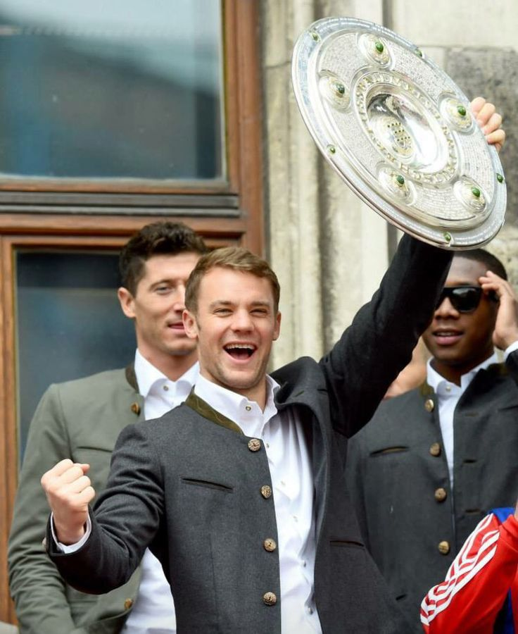 Manuel Neuer #footballislife