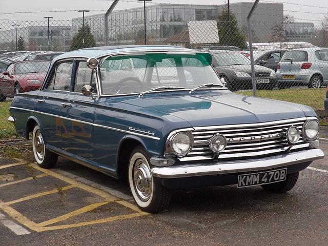 Vauxhall Cresta PB
