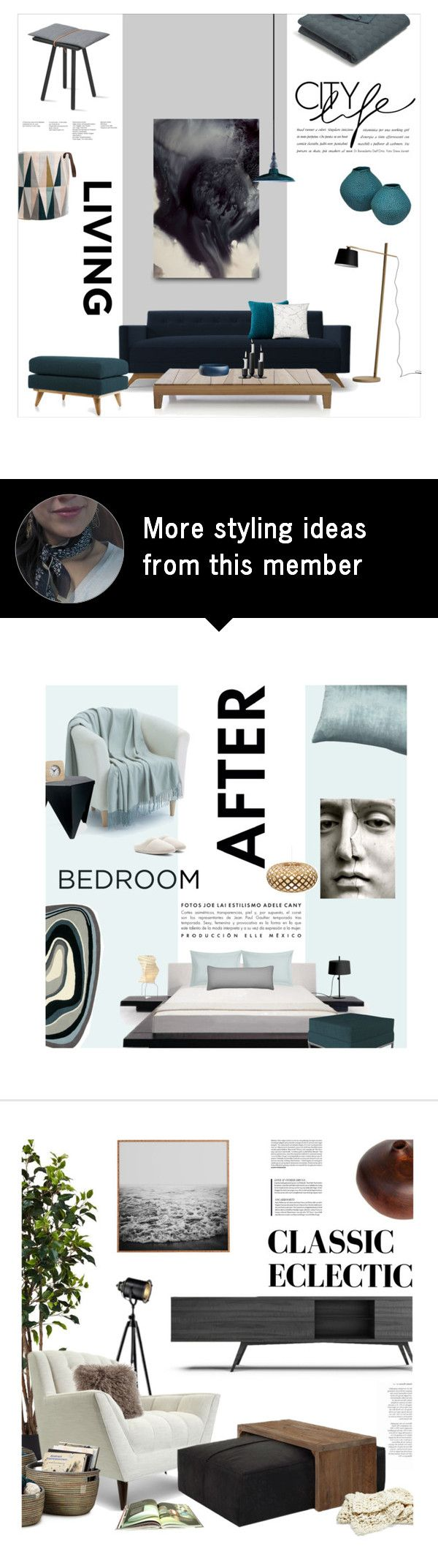 """""""Dream Living"""" by magdafunk on Polyvore"""