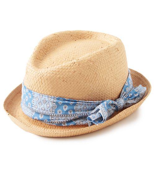 【セール】 SANTELLI FRANCESCA × LesOlivades 中(ハット)   NIMES/ニーム のファッション通販サイト - セレクトスクエア