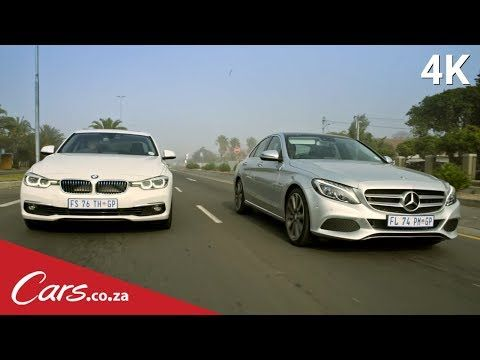 Africa Electric Car: BMW vs Mercedes - Hybrid vs Hybrid - Electric Rang...