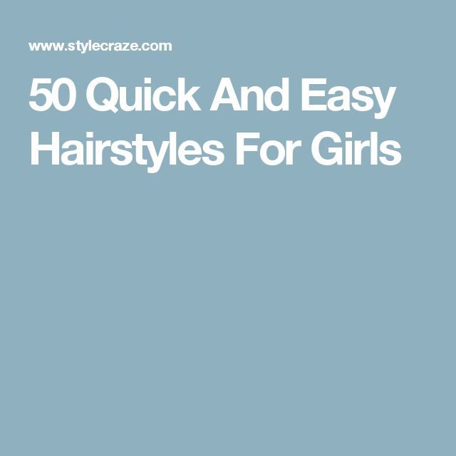 fast and easy hair styles 17 best ideas about hairstyles on 9016 | 8435d3802f58fbdbf80c65d901fc9016