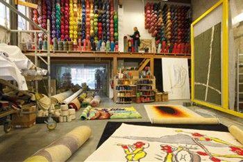 Atelier Vera Vermeersch: een keuze uit tapijten naar ontwerp van hedendaagse kunstenaars