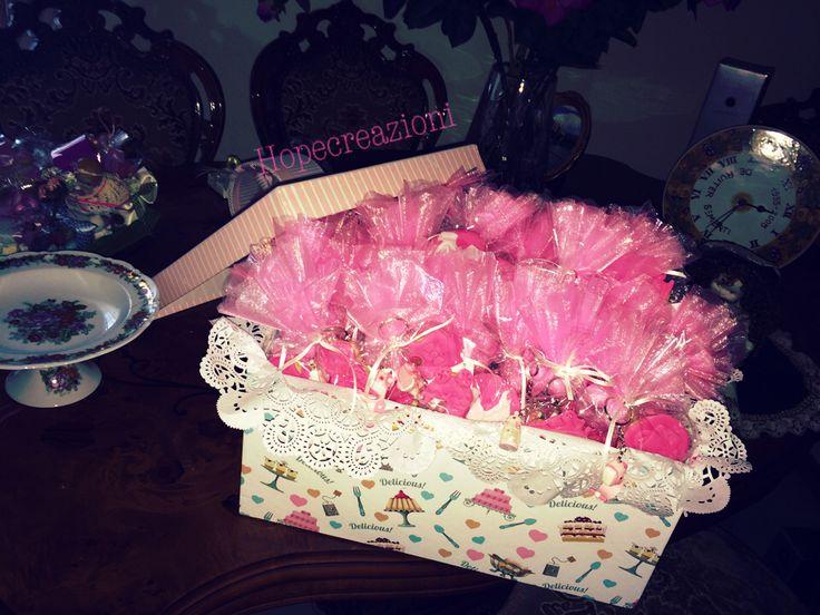 #Bomboniere #biscotti #festa #party #box #gift
