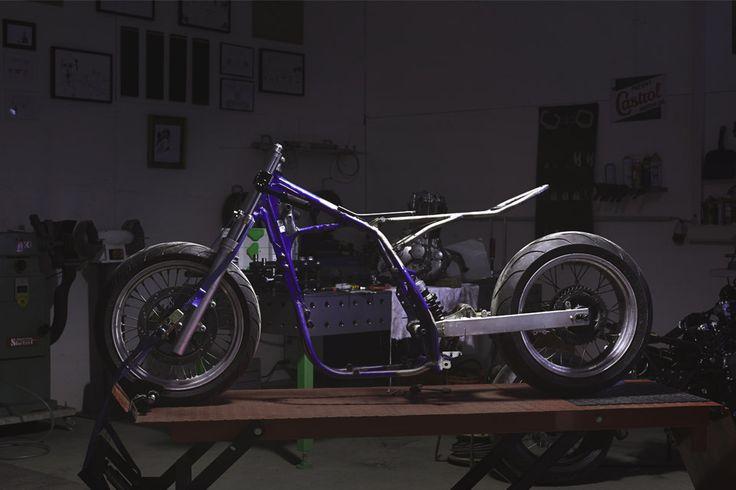 Diamond Atelier Turns a Dirt Bike into a Modern Cafe Racer | Highsnobiety