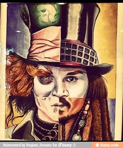 The Great Depp / iFunny :)