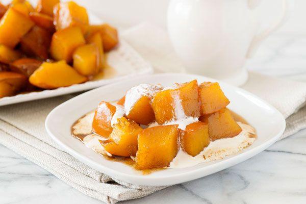 Candied Pumpkin | Imperial Sugar Recipe