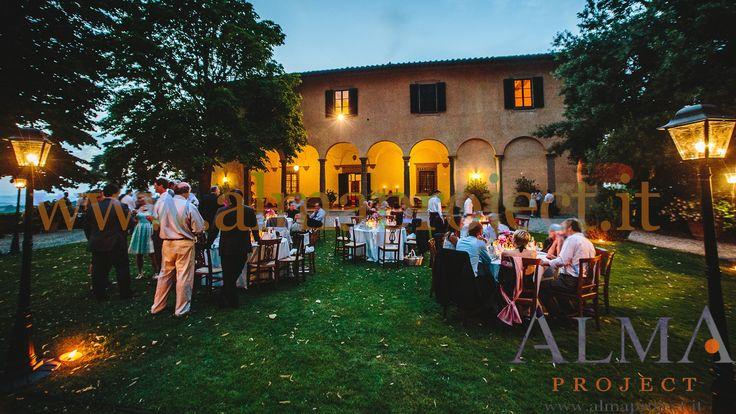 ALMA PROJECT @ Villa il Poggiale - Street Lamps - Lampioni 343