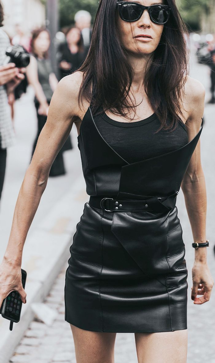 10 Fresh Ways to Wear a Mini Skirt