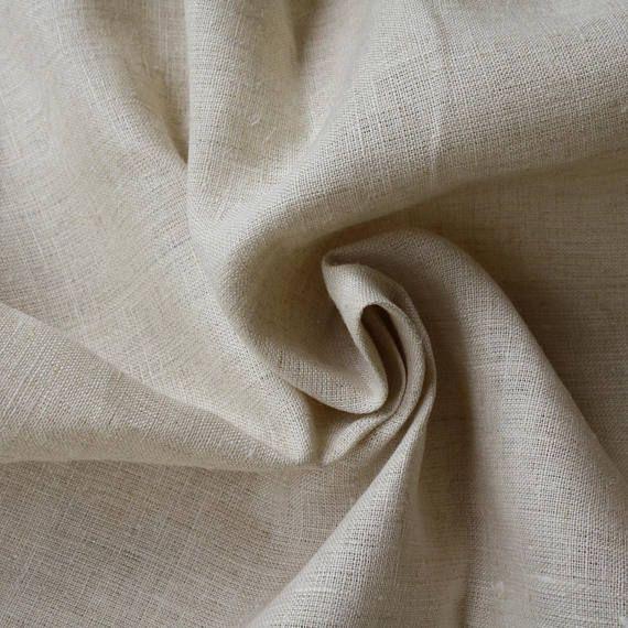 Hemp fabric 100% Organic Hemp Organic Fabric Vintage