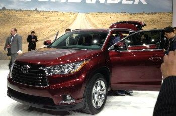 2018 Toyota Kluger Interior and Engine