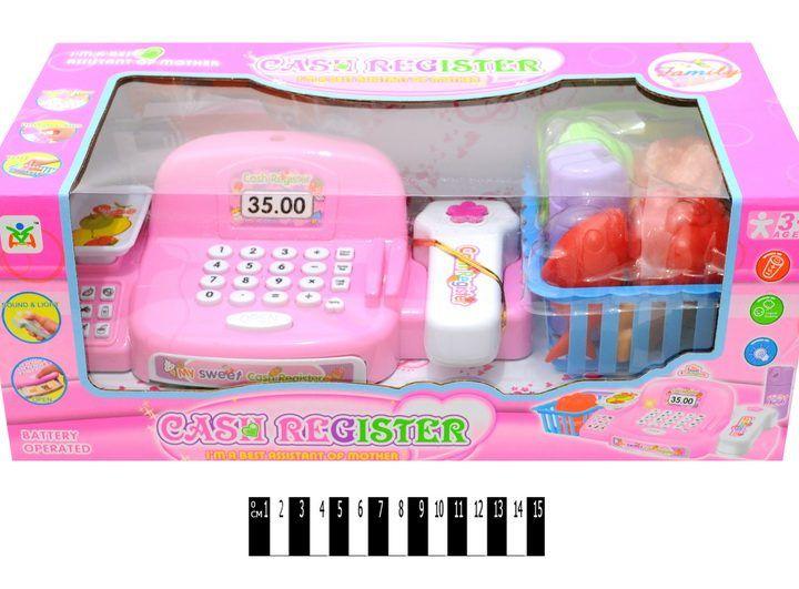 Купить кассовый аппарат ls820g9, в коробке: 34х17х14 см|Магазин игрушек Top-Toys
