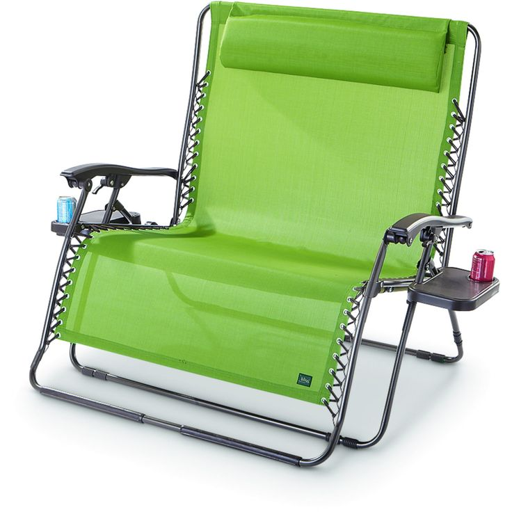 Zero Gravity Loveseat (Green) — What's Not To Love?