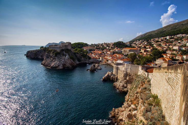 Medieval fortresses, Lovrijenac & Bokar, Dubrovnik