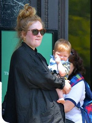 Presenting Adele's Baby Boy, Angelo! #Refinery29