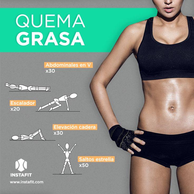 Circuito Quema Grasa En Casa : Las mejores imágenes sobre ejercicio en pinterest