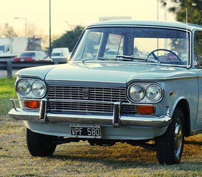 Fiat 1500, 1960s