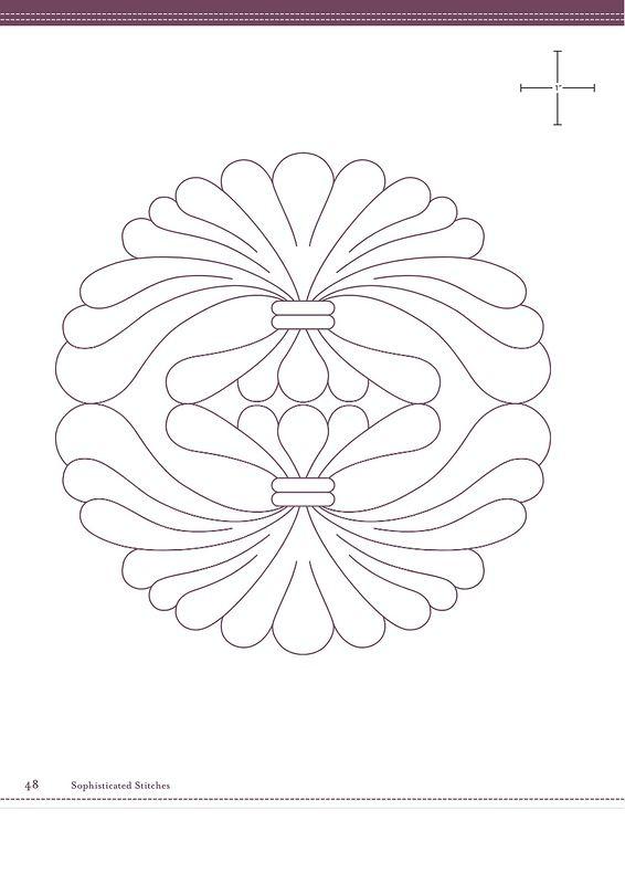 Дизайны для квилтинга, аппликации, сашико, вышивки. Designs for Quilting, Applique, Sashiko