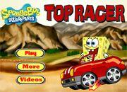 Bob Esponja Top Racer | Juegos de coches y Motos - jugar Carros online