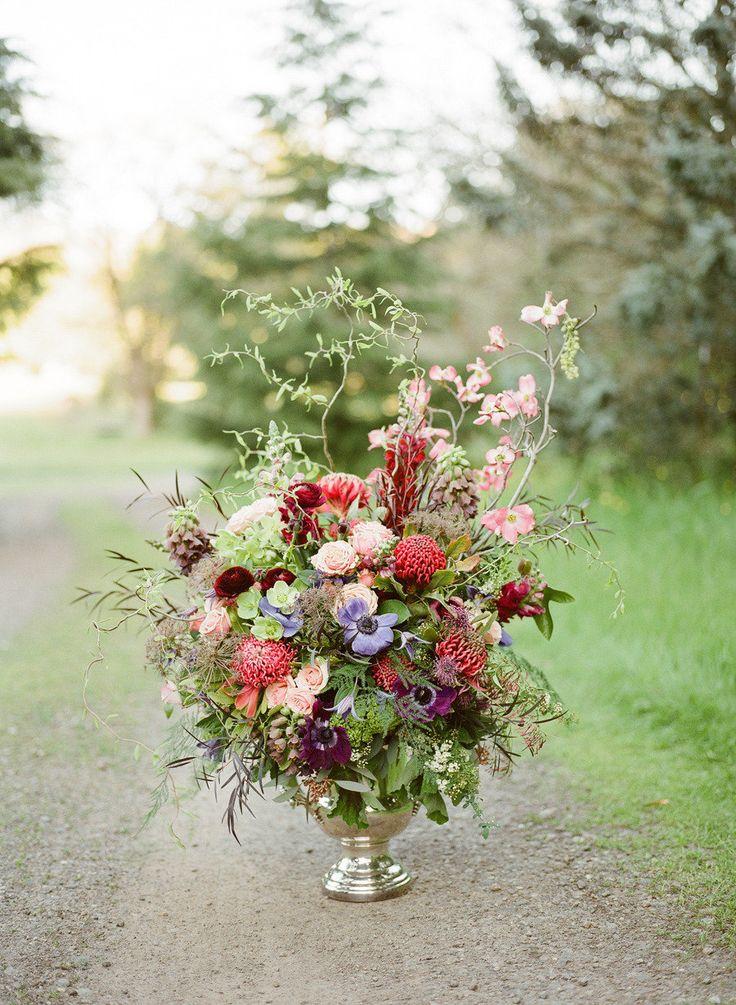 Bohemian Inspiration from Jessamyn Harris + Daisy Rose Floral Design