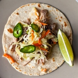 citrus pulled pork tacos | food.and.drink. | Pinterest