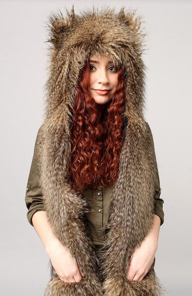 Beast+Hat+Owl+model+B+with+ears+and+mittens+from+Pertly+Beast+by+DaWanda.com