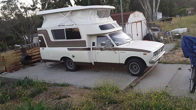1978 Chinook In Pismo Beach Ca In 2020 Pismo Beach Chinook Toyota Chinook