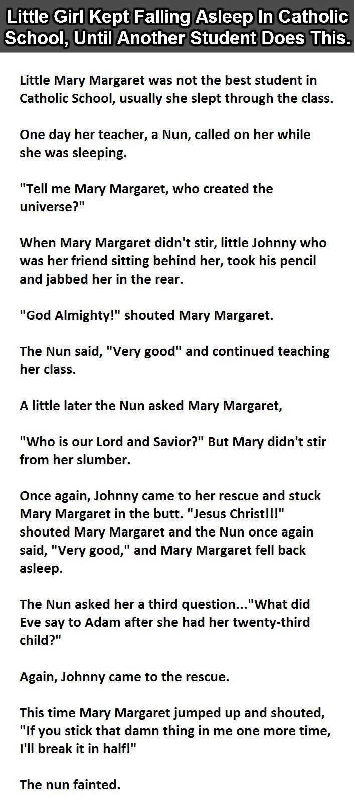 Catholic School Teacher Gets The Shock Of Her Life. This Is Gold.