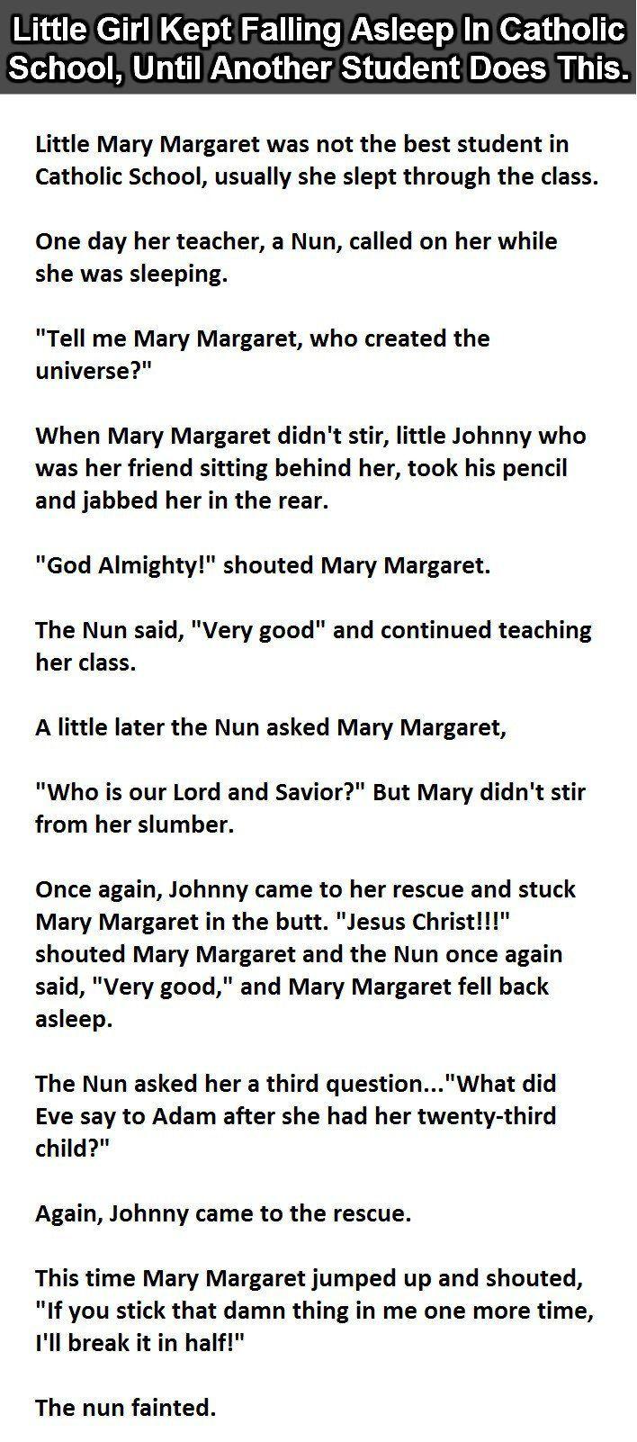 ...Little Mary Margaret
