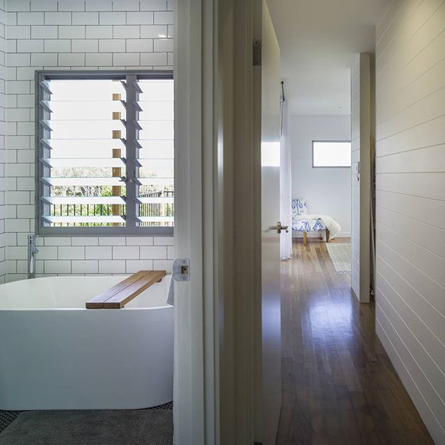 JACANA STREET // RENO    Timber / VJ / Subway   #DLC #design #build #construct #house #renovation #timber #tiles #bathroom #designer #homes @lucasmurophotographer