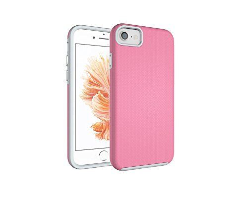 iPhone 7 Case, Hybrid Shock Modern Slim Non-slip Grip Cell Phone Case for Apple iPhone 7 (2016) (Pink)  http://topcellulardeals.com/product/iphone-7-case-hybrid-shock-modern-slim-non-slip-grip-cell-phone-case-for-apple-iphone-7-2016/?attribute_pa_color=pink  Perfect Fit for the New iPhone 7, with Precision Cutouts Rugged PC/TPU Plastic Hybrid Provides Optimal Protection without Sacrificing Design Slim Design Provides Necessary Protection without Bulk