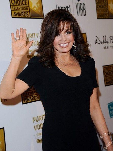 Marie Osmond Photos: Arrivals at the Critics' Choice TV Awards