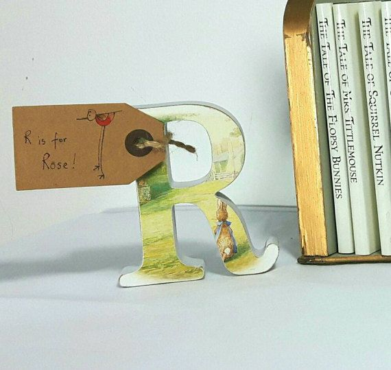 Hey, I found this really awesome Etsy listing at https://www.etsy.com/uk/listing/491019895/flopsy-nursery-letters-vintage-paper