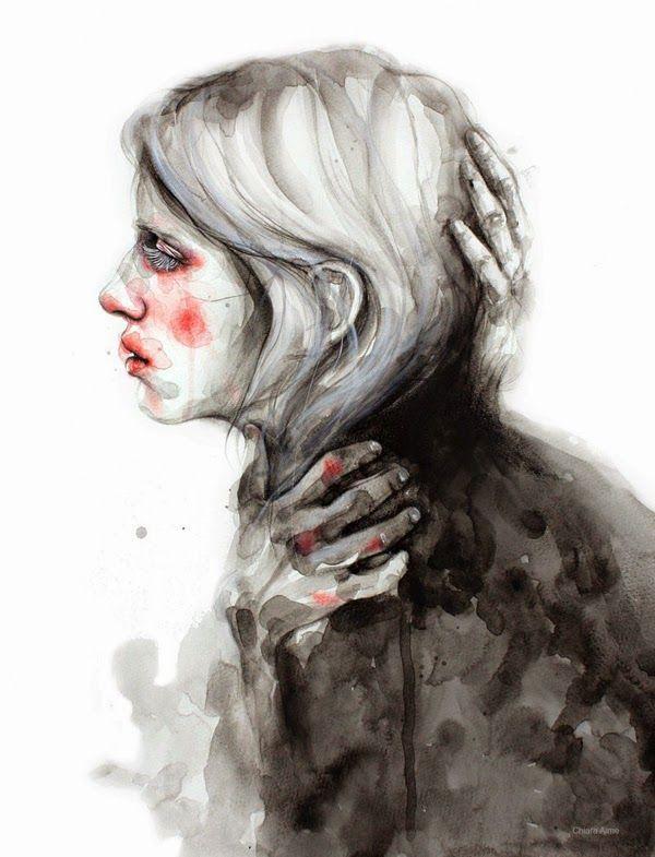illustrations by Chiara Aime http://ineedaguide.blogspot.com/2014/12/chiara-aime.html #illustrations #drawings