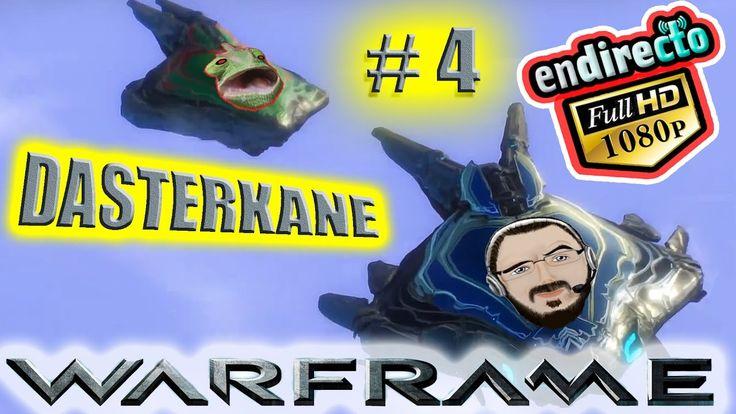 Warframe - con Camaleón Kane - Rango 2 somos ya to' pros #4