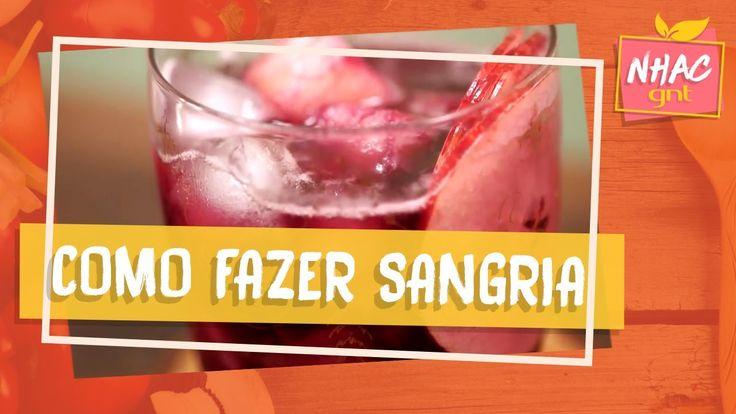 Sangria   Rita Lobo   Cozinha Prática