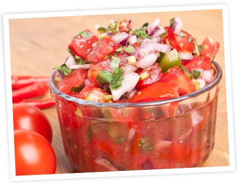 Super Salsa | Healthy & Gluten Free Recipes