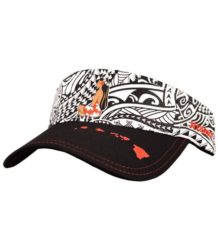 "Hinano ""Kailua"" Women's Visor Hat"
