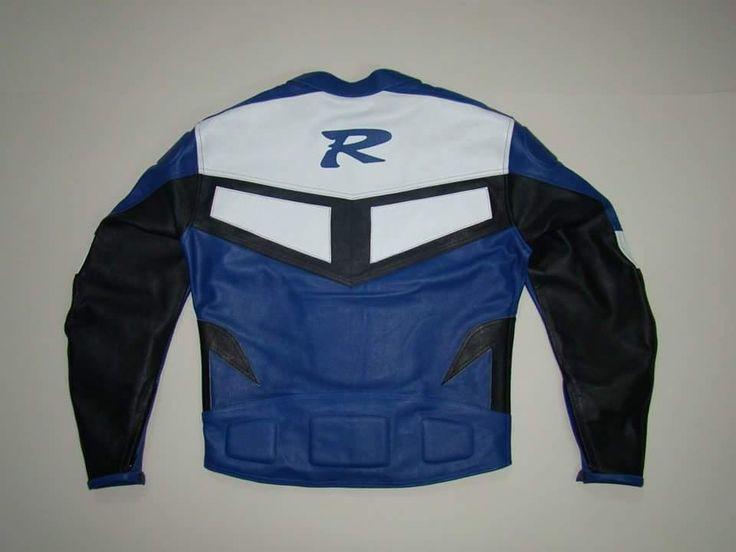 REPSOL Leather Jacket For Biker Boys