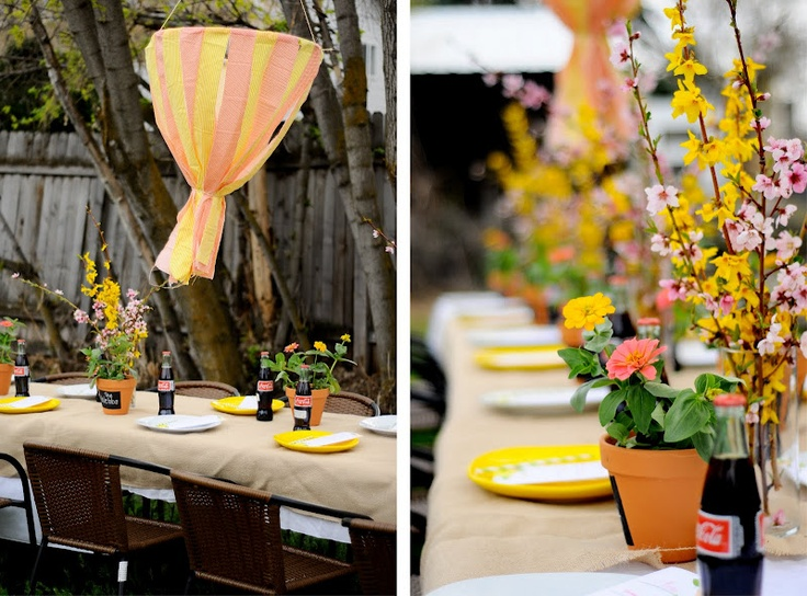 Ideas For A Backyard Party find this pin and more on backyard party ideas Find This Pin And More On Easter Backyard Party Ideas