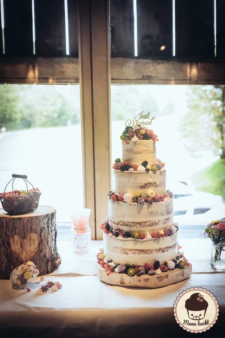 Hochzeitstorte-Hochzeitstorte-Mann-Kuchen-Marian-Moschen-nackt-Kuchen-1-von-10   – Naked Cakes