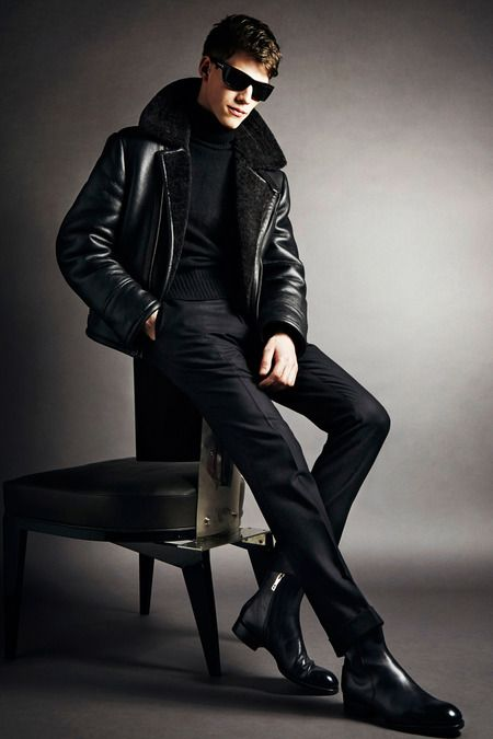 Tom Ford. Tom Ford Fall Winter 2014 2015 Menswear Collection. | Style.com #TomFord