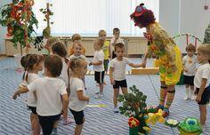 Инструктор Мячикова: Игры и упражнения для детей младшего и среднего  д...