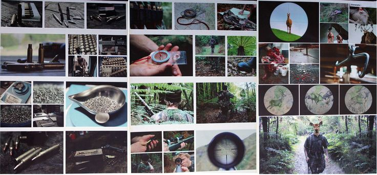 I enjoy hunting deer in the central North Island with my father and brother. Top Art Exhibition - Photography » NZQA